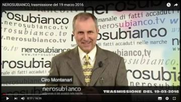 trasmissione 19 marzo 2016